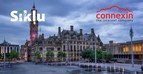 Connexin and Siklu Deliver an Advanced mmWave Network for Business Broadband and Smart City Applications in the City of Bradford, UK (PRNewsfoto/Siklu)