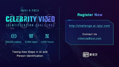 iQIYI Launches AI Competition to Promote Development of Video-based Biometric Identification Technology