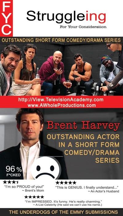 Struggleing and Brent Harvey