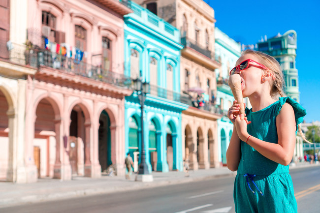 New Cuba trip for families directly works to support the Cuban people through hands-on projects, interactions with Cuban families, and supporting small-scale entrepreneurs.