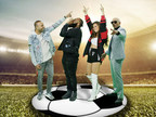 "Arash has joined forces with global chart-topping rapper Pitbull and Russian super-star Nyusha and Blanco to release PowerHouse video to football anthem ""Goalie Goalie."""