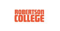 Robertson College Logo (CNW Group/Robertson College)