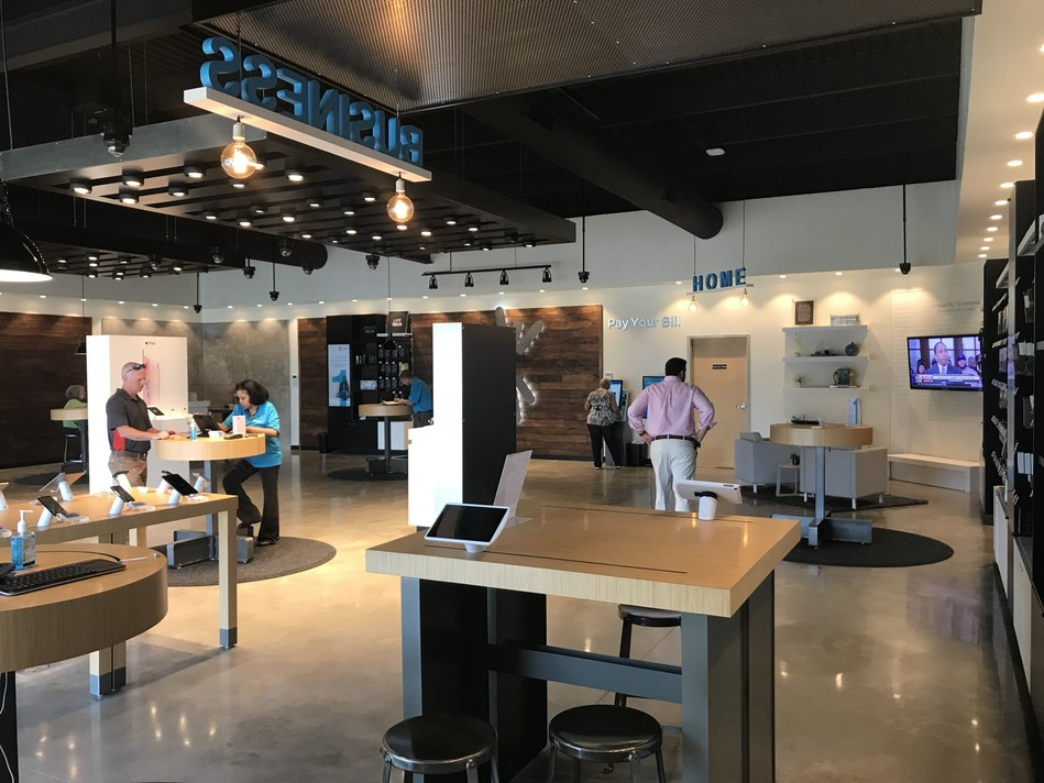 C Spire opened a new 3,500 square foot store in Madison, Mississippi Thursday that promises to transform and redefine the retail shopping experience for consumers and business customers for its wireless and broadband technology products and services..
