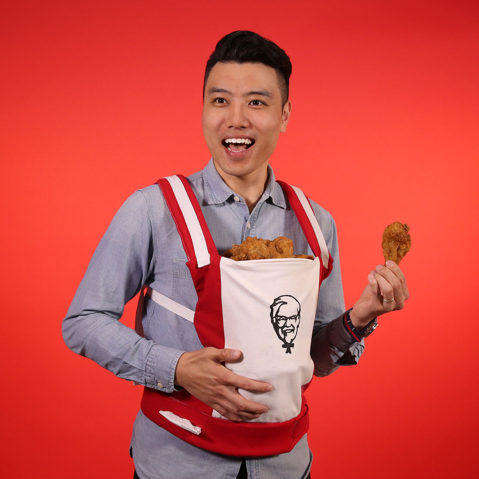 Get your hands (and fingers) on the KFC Canada Bucket Björn at www.colonelandco.ca (CNW Group/KFC Canada)