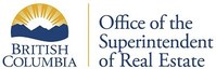 Office of the Superintendent of Real Estate (OSRE) (CNW Group/Real Estate Council of BC)