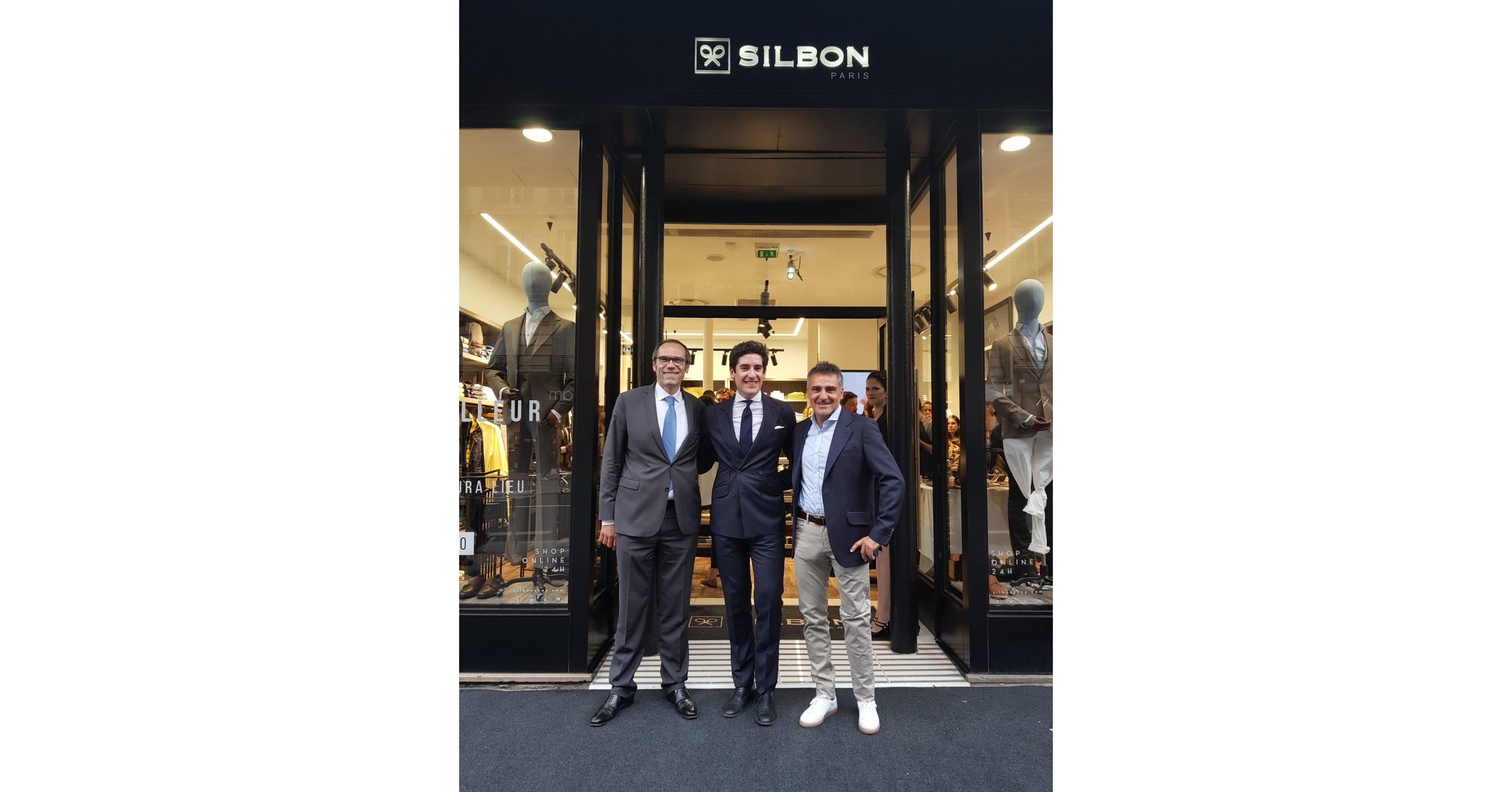 Silbon arrive paris - Chambre de commerce espagnole en france ...