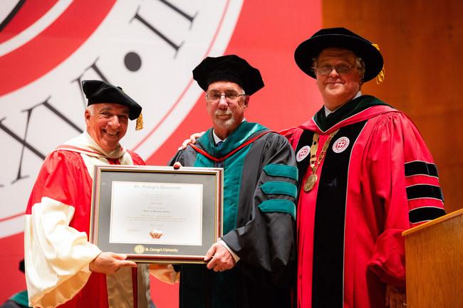 St. George's University Graduation