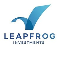 LeapFrog Investments logo (PRNewsfoto/LeapFrog Investments)