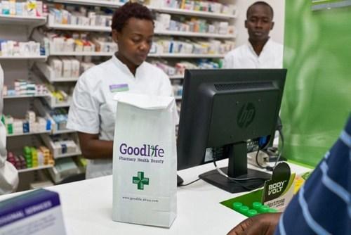 Goodlife Pharmacy (PRNewsfoto/LeapFrog Investments)