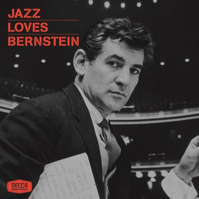 'Jazz Loves Bernstein' celebrates legendary composer/conductor Leonard Bernstein ahead of his centennial (August 25, 2018) with a star-studded two-disc collection of classic jazz interpretations of the maestro's greatest songs.
