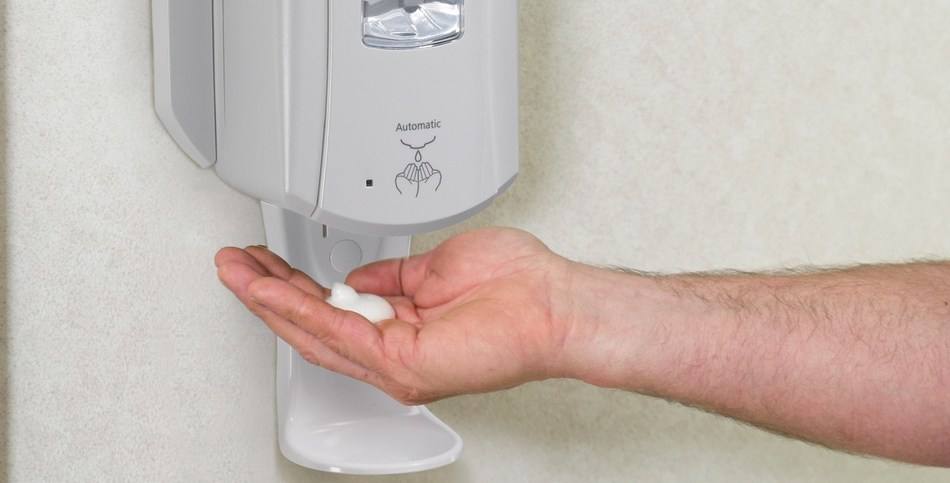 CenTrak's hand hygiene monitoring technology is significantly improving compliance rates.
