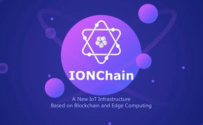 IONChain is a new IoT infrastructure based on blockchain and edge computing