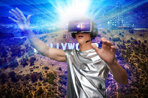 Hollywood Rooftop Virtual Reality VX360 Scripted Series by CEEK VR