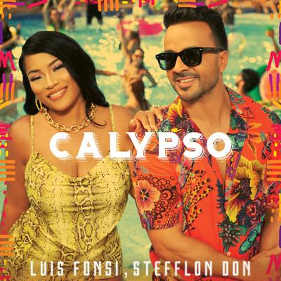 O verão está chegando com o novo single de Luis Fonsi, CALYPSO, destacando Stefflon Don!