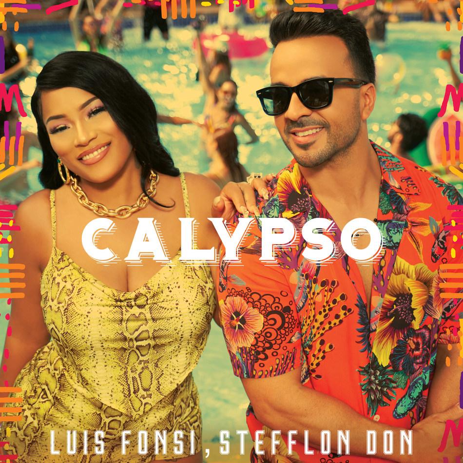 ¡Llega el verano con el nuevo simple de Luis Fonsi, #CALYPSO, presentando a Stefflon Don!