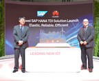 Huawei Releases the Highly Reliable, High-Performance SAP HANA TDI Solution