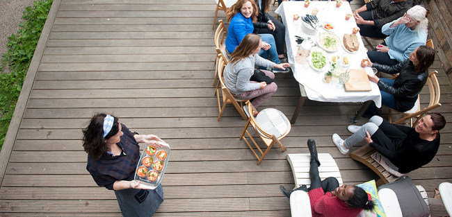 Check your deck for any hazards before planning those summer outdoor events.