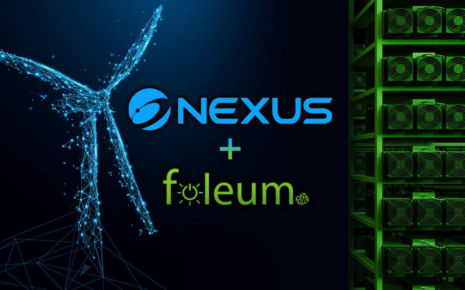 Nexus and Foleum partner to reduce the environmental impact of mining.