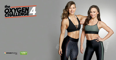 The Oxygen Challenge 4 Takes Women's Health And Fitness Transformation — To The Cover!