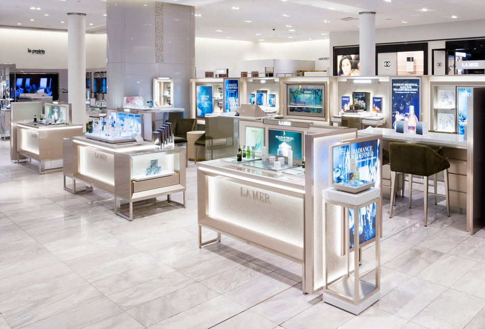 Holt Renfrew Yorkdale Beauty Hall (CNW Group/Holt, Renfrew & Co., Limited)
