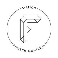 Logo: Montréal FinTech Station (CNW Group/Finance Montréal)