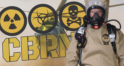 The DuraChem 500 suit from Kappler is certified to the NFPA 1994 standard for Chem-Bio protection, offering terrorist incident first responders the only economically priced alternative for this NFPA certified protection.