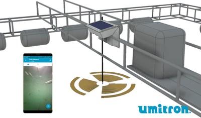 UmiGarden(R) installed image (PRNewsfoto/Umitron)
