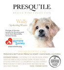 2018 Rescue Pet Wine Label Photo Contest