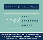 Insilico Medicine Earns Accolades from Frost & Sullivan for Its Pioneering R&D in AI for Aging Research and Drug Discovery