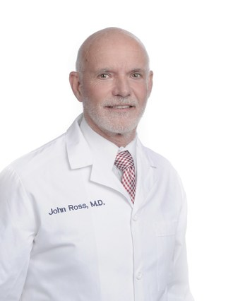 Dr. John Ross MD, FACS
