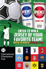 XYIENCE Announces Its Return As An Official Sponsor And The Official Energy Drink Of The International Champions Cup Presented By Heineken, The World-Class Soccer Tournament Featuring Europe's Leading Clubs