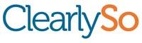 ClearlySo Logo (PRNewsfoto/ClearlySo)