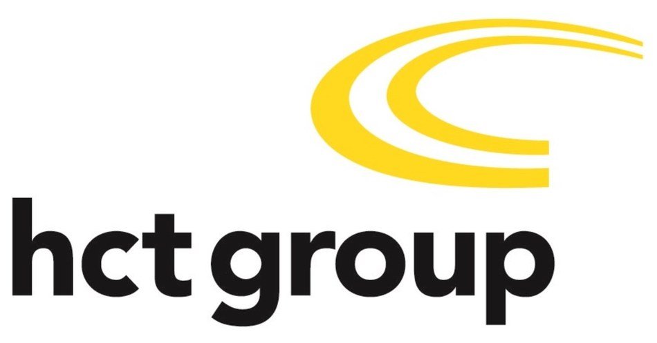 HCT Group Logo (PRNewsfoto/HCT Group)