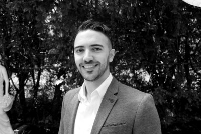 Faraz Razzagh, Student of Distinction (CNW Group/Ontario Pharmacists Association)
