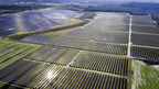 Photo of Silicon Ranch's Hazlehurst II project, an existing 52MW solar array serving Green Power EMC.