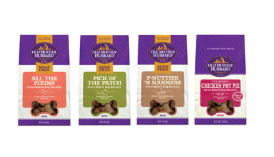 Old Mother Hubbard Introduces Grain-Free Dog Treat Recipes for More Snack Love