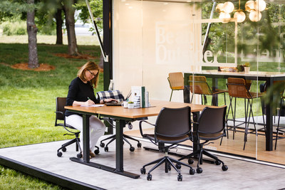 L.L.Bean will launch the first-ever outdoor coworking space on June 21 in Madison Square Park, complete with individual workspaces, collaborative conference areas, cycling desks and outdoor teambuilding activities, to encourage people spend more time outdoors – even at work. After New York City, L.L.Bean will take the coworking space on the road to Boston, Philadelphia and Madison in July.  Find out more and reserve a free workspace at www.BeAnOutsiderAtWork.com.