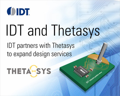 IDT and Thetasys LLC Announce Partnership to Expand Design Services. New Partnership Will Deliver Industry-Leading Products and Engineering Support.