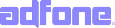 adfone logo (PRNewsfoto/Lycamobile)