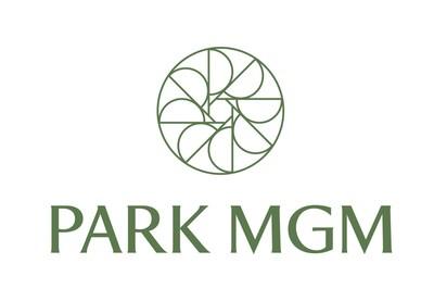Park MGM Logo (PRNewsfoto/Park MGM)