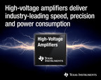 TI's new high-voltage amplifiers enable accuracy in error-sensitive industrial applications