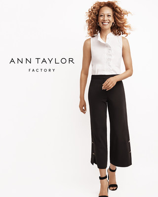 An image from Ann Taylor Factory