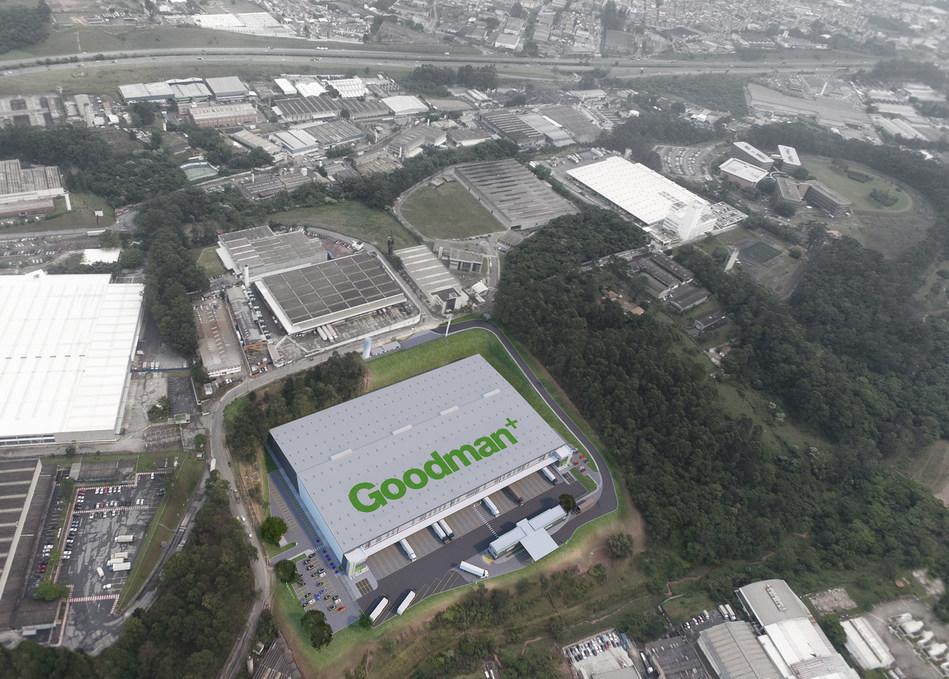Goodman's flagship development in Brazil - ABCD1