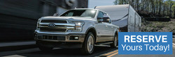Car shoppers who are interested in a diesel-powered Ford F-150 pickup truck can reserve the 2018 Ford F-150 Power Stroke® Diesel at Marshal Mize Ford ahead of its July arrival date.