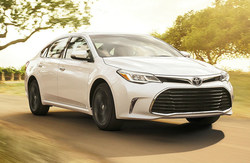 Drivers in the Yuma, Ariz area looking to get behind the wheel of the 2019 Toyota Avalon can do so at Alexander Toyota.
