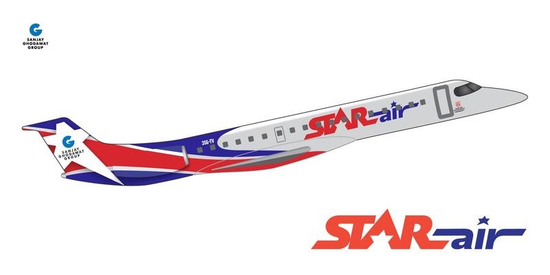 Star Air Logo (PRNewsfoto/Star Air)