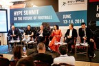 HYPE Sports Innovation Summit on the Future of Football held in Moscow alongside the Russia Worldcup (Photo taken by: HYPE S.I.)