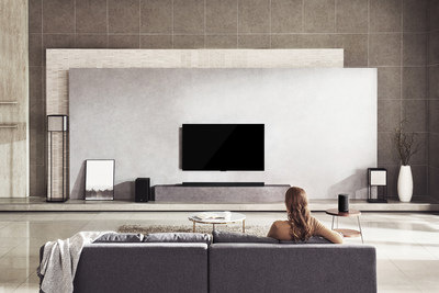 LG Electronics has launched its 2018 SK series soundbars and PK series portable speakers designed to provide consumers an unparalleled, immersive listening experience. Led by the LG SK10Y, LG's next generation of sound bars harness cutting-edge audio technology to deliver listeners an unmatched audio visual experience in their home cinema.