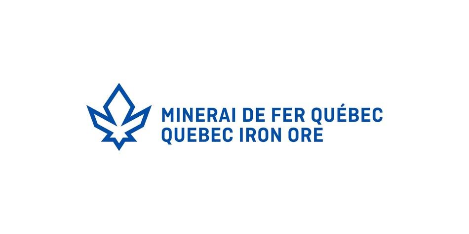 Logo: Minerai de fer Québec (CNW Group/COREM)