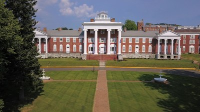 The Blackburn Inn officially opens in Staunton, VA.